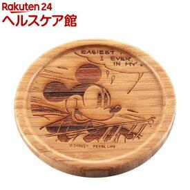 ディズニー 竹製コースター ミッキーマウス MA-1634(1枚入)