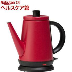 ベルソス 電気ケトル 1L ワインレッド VS-KE52(1台)【ベルソス】