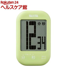 タニタ タッチキータイマー グリーン TD-413-GR(1コ入)【タニタ(TANITA)】