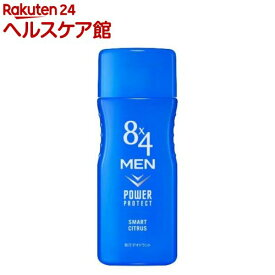 8x4(エイトフォー) メン リフレッシュウォーター スマートシトラス(160mL)【8x4 MEN(エイトフォー メン)】