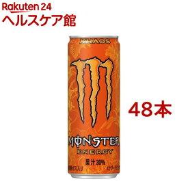 モンスター カオス(355ml*48本入)【モンスター】
