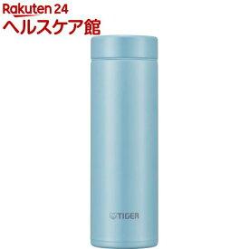 タイガー ステンレスミニボトル 300ml アザーブルー MMP-J031 AA(1個)【タイガー(TIGER)】[水筒]
