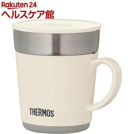サーモス 保温マグカップ JDC-241 WH ホワイト(1コ入)【サーモス(THERMOS)】