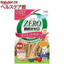 ペティオ おいしくスリム 脂肪分ゼロ ダブルスティック ササミと14種の緑黄色野菜入り(100g)【more30】【ペティオ(Petio)】
