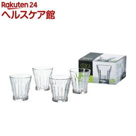 ガラスコップ セルカタンブラー 245ml 4個セット 日本製(1セット)