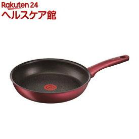 ティファール IHルビー・エクセレンス フライパン 26cm C62205(1コ入)【ティファール(T-fal)】