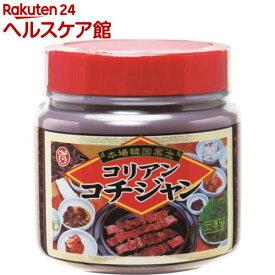 テーオー食品 コリアンコチジャン(650g)