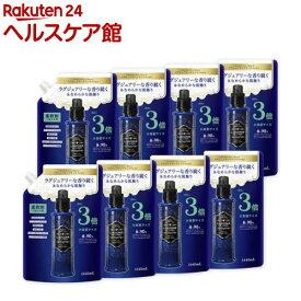 ラボン 柔軟剤 ラグジュアリーリラックスの香り 詰め替え 大容量3倍サイズ(1440ml*8袋セット)【ラボン(LAVONS)】