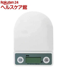 A&D デジタルホームスケール ホワイト UH-3202W(1コ入)【A&D(エーアンドデイ)】