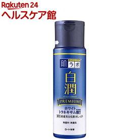 肌ラボ 白潤プレミアム 薬用浸透美白化粧水 しっとり(170mL)【肌研(ハダラボ)】