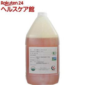 三宗貿易 有機ブルーアガベシロップ(5kg)【slide_d1】【三宗貿易】