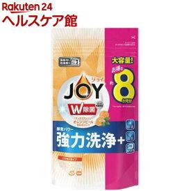 ジョイ 食洗機用洗剤 オレンジピール成分入り つめかえ用 特大(930g)【ジョイ(Joy)】
