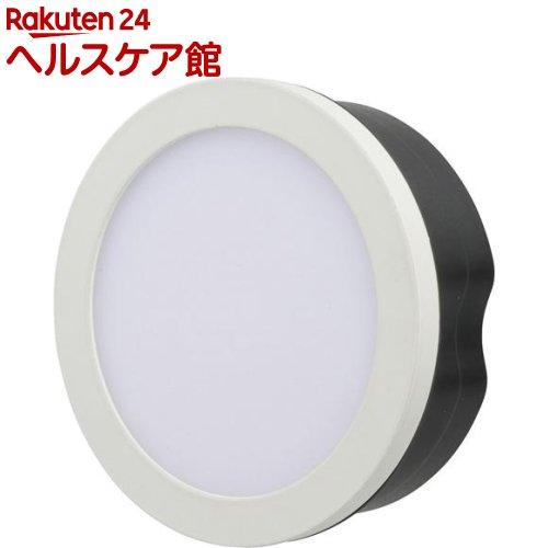 LEDタッチライト リモコン付 白色 07-8936(1セット)【オーム電機】