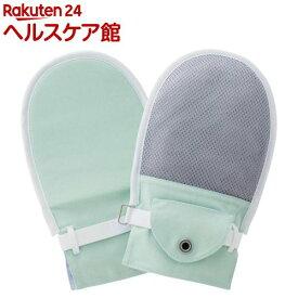 フドーてぶくろNo.5 グリーン L 105836(1組)【竹虎(タケトラ)】