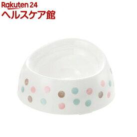 リッチェル 食べやすい ドッグディッシュ SS深型 ホワイト(1コ入)【リッチェル(ペット)】