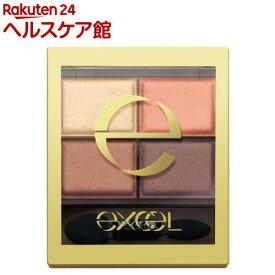 エクセル スキニーリッチシャドウ SR05 ウォームブラウン(1コ入)【エクセル(excel)】