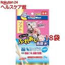 キャティーマン 猫ちゃんホワイデント 白身魚入り(25g*18コセット)【キャティーマン】