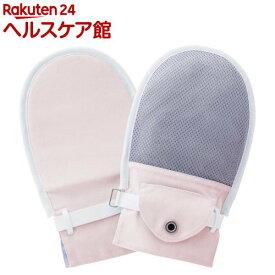 フドーてぶくろNo.5 ピンク M 105837(1組)【竹虎(タケトラ)】