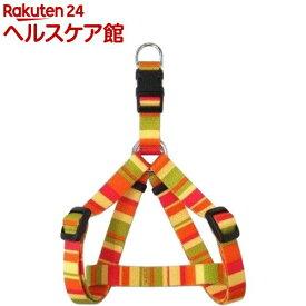 レインボーハーネス #10 オレンジ(1本入)【more20】【レインボーシリーズ】