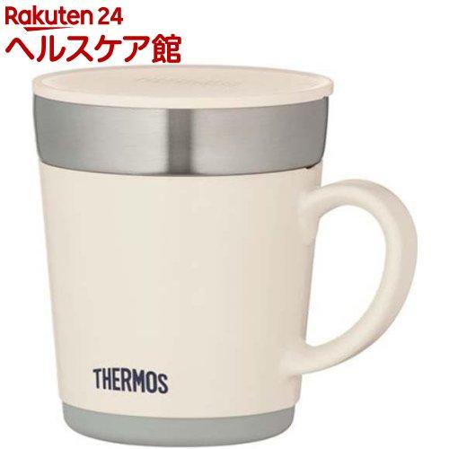 サーモス 保温マグカップ JDC-351 WH ホワイト(1コ入)【16_k】【サーモス(THERMOS)】【送料無料】