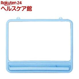 ナカバヤシ ソフトホワイトボード Lサイズ SWB-201B ブルー(1コ入)【ナカバヤシ】
