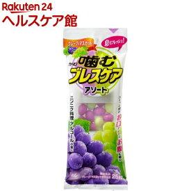 噛むブレスケア アソート(25粒入)【ブレスケア】