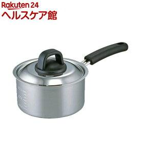 IHステンレス プチ鍋 14cm 目盛付(1コ入)
