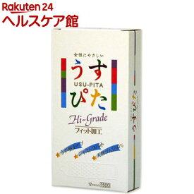 コンドーム/ジャパンメディカル うすぴた 1500(12コ入)【more30】【うすぴた】[避妊具]