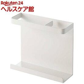 マグネットラップホルダー プレート ホワイト(1コ入)