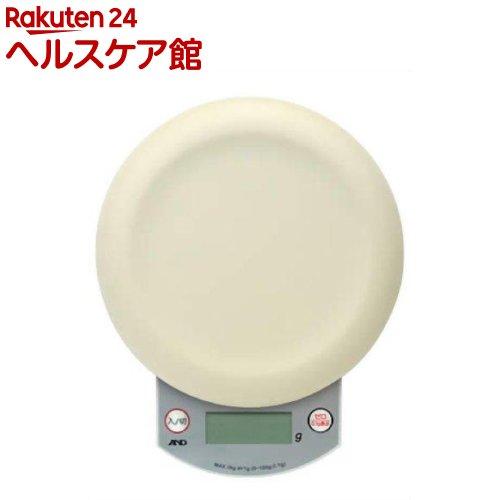 A&D デジタルホームスケール クリーム UH-3203W(1コ入)【A&D(エーアンドデイ)】