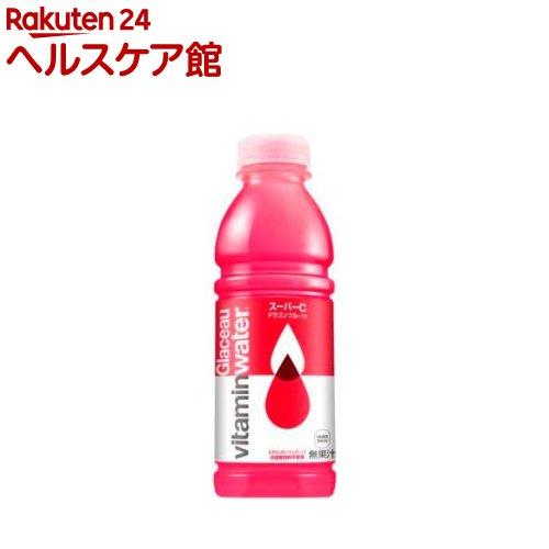 グラソー ビタミンウォーター スーパーC(500mL*12本入)【グラソー】