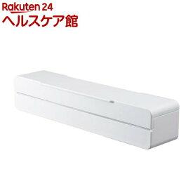 マグネットラップケース アクア S ホワイト(1コ入)【山崎実業】