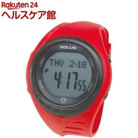 ソーラス 心拍時計(ハートレートモニター) Team Sports 300 レッド(ユニセックス) 01-300-04(1コ入)【SOLUS(ソーラス)】
