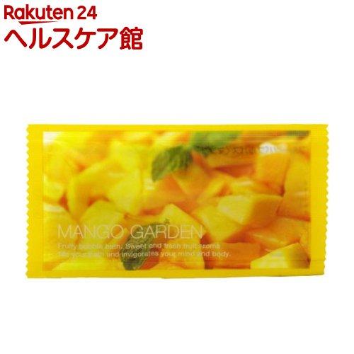フルーツバブルバス マンゴーの香り(12mL)