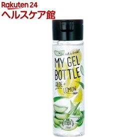 コスメレシピ MY GEL BOTTLE アロエ(200ml)