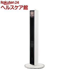 コイズミ ホット&クール ハイタワーファン KHF-1297/W(1台)【コイズミ】