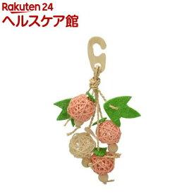 バードトイ ナチュラルハンガー フルーツ(1コ入)【バードトイ】