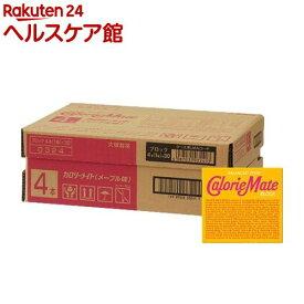 カロリーメイト ブロックタイプ メープル味(4本入*30コセット)【o9c】【カロリーメイト】