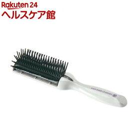 美容師さんの艶髪ブラシ 静電気除去タイプ(1本入)【美容師さんシリーズ】