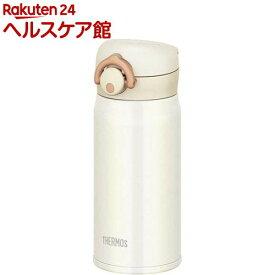 サーモス 真空断熱ケータイマグ クリームホワイト 0.35L JNR-350 CRW(1コ入)【サーモス(THERMOS)】
