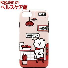 iPhone 8/7 デュアルガード ルーミーズ RJ KCB-DGR001(1個)【BT21】