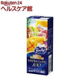 バヤリース ホテルブレックファースト トロピカルミックス100(200mL*24本入)【バヤリース】