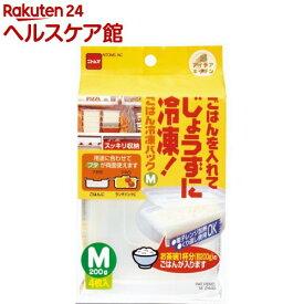 ごはん冷凍パック M M2440(4枚入)【more30】