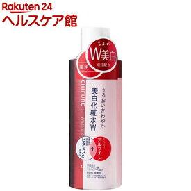 ちふれ 美白化粧水 W(180ml)