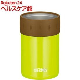 サーモス 保冷缶ホルダー ライムグリーン JCB-352(1コ入)【サーモス(THERMOS)】[水筒]