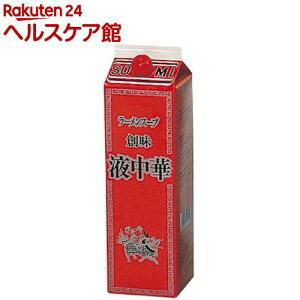 創味食品 液中華 業務用(1.8L)