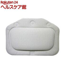 クロイデックス バスピロー ホワイト(1コ入)【Croydex(クロイデックス)】