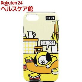 iPhone 8/7 デュアルガード ルーミーズ CHIMMY KCB-DGR002(1個)【BT21】