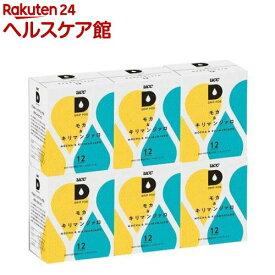 UCC ドリップポッド モカ&キリマンジァロ(12個入*6箱セット)【ドリップポッド(DRIP POD)】