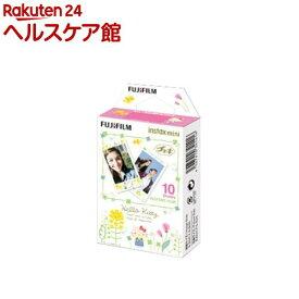 フジフイルム インスタックス ミニ ハローキティ3(1パック(10枚入))【チェキ】